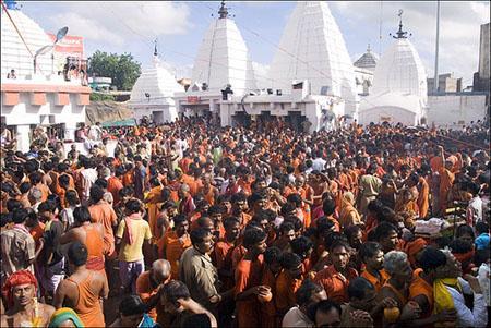 Babadham Yatra