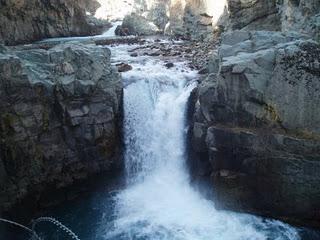Aharbal Waterfalls