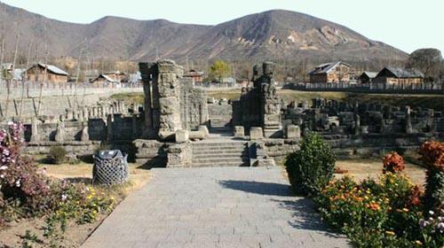 Martand Temple Anantnag