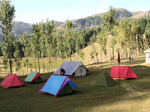 Wilderness Adventure Camps