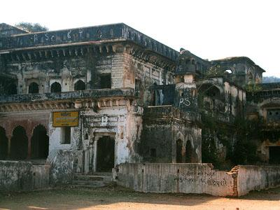 Ajaigarh Palace