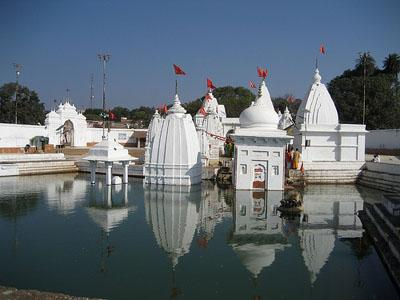 Narmadakund and temples, origin of Narmada River