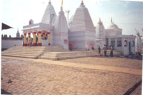 Amarkantak Jain Temple