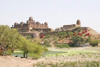 Datia Palace
