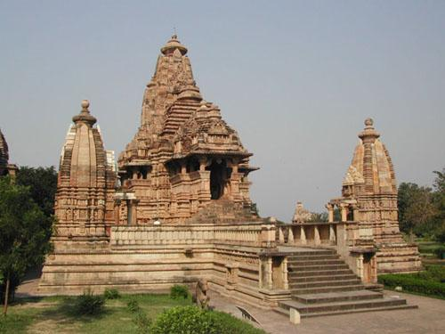 Khajuraho Lakshmana Temple