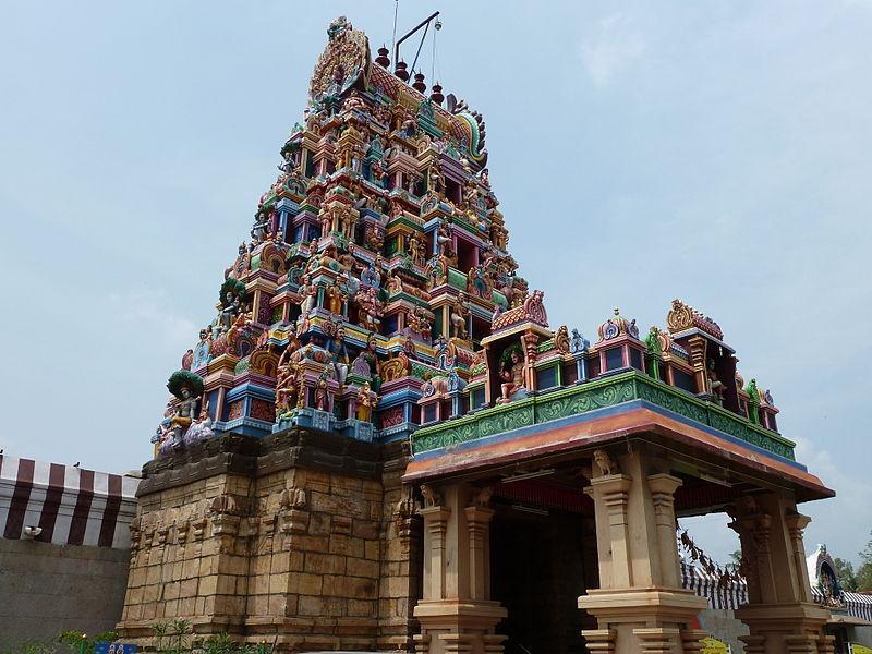 Perur Patteeswarar temple