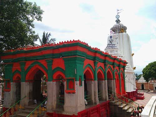 Jagannath Temple baripada