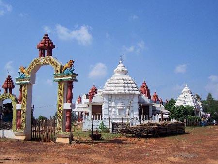 Mausi Maa Temple