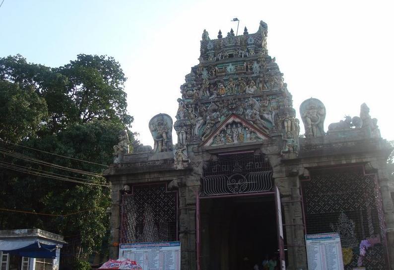 courtalleswaran Temple