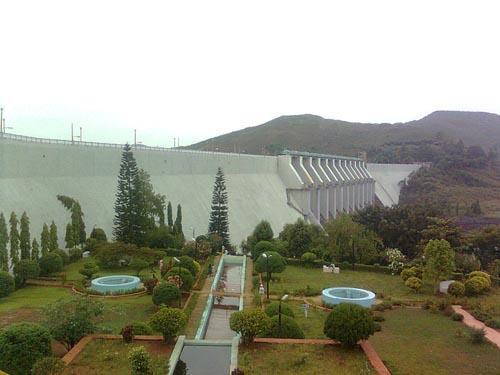 Kolab Dam Garden