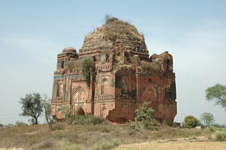Tomb of Taj, Sirhind (Talania)  Fatehgarh Sahib