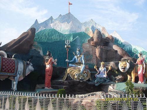 Devi Talaab Mandir
