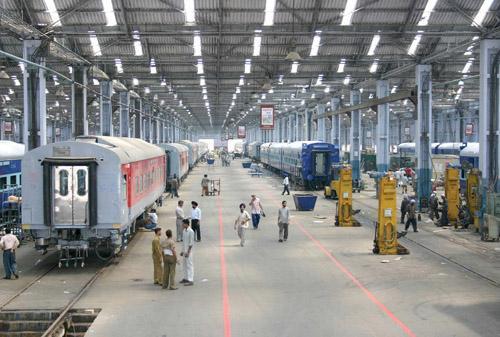 Rail Coach Factory