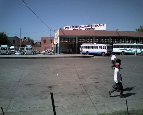 Bus Terminal Nawashahr