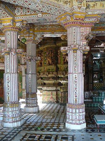 Laxminath Temple in Bikaner