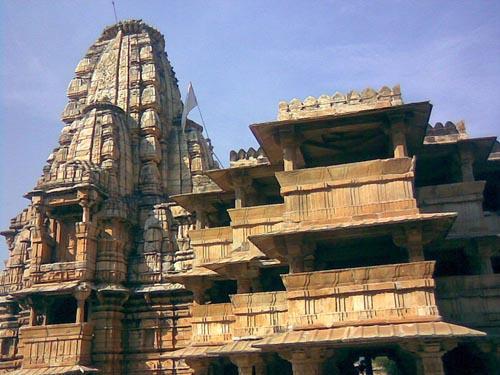 Dev Somnath Temple