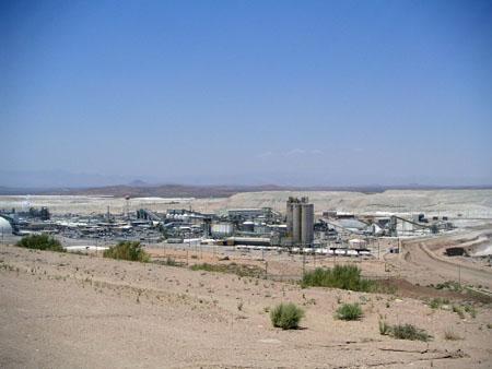 Industrial plant near Jodhpur