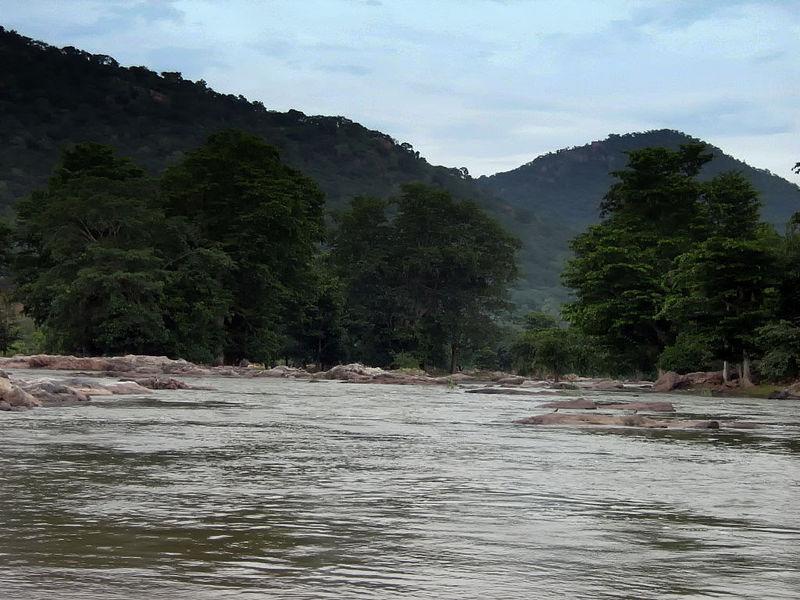 Hogenakkal Hill View