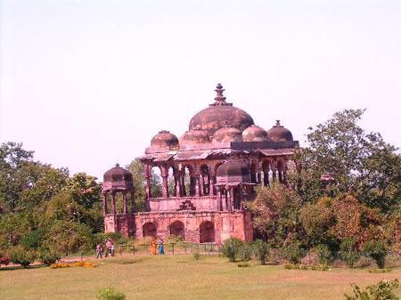 Jain Temple at Ranthambore Fort