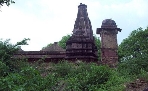 Ranthambore Fort Jain Temple