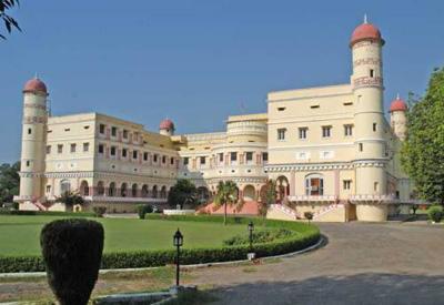 Sariska Fort  Palace