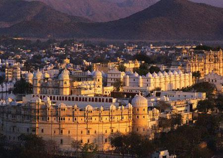 Udaipur City Oflakes