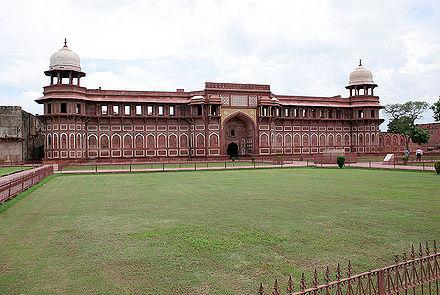 Jahangiri Mahal Agra Fort