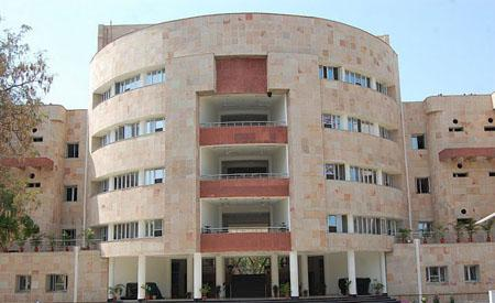 Motilal NIT Main Building