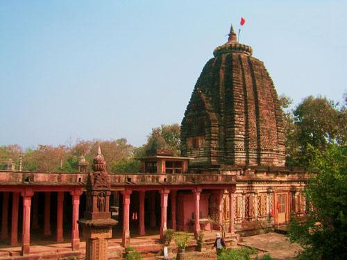 The Dashavatara Temple