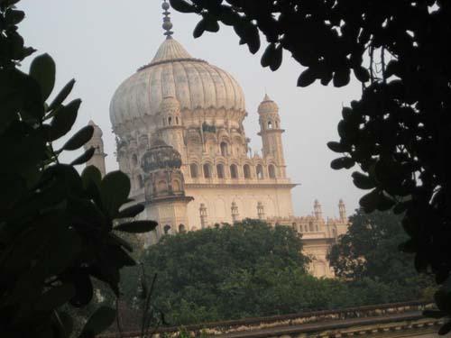 Bahu Begum ka Maqbara (Bahu Begum's Mausoluem) in Faizabad