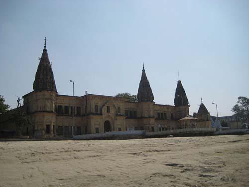 Guptar Ghat in Faizabad
