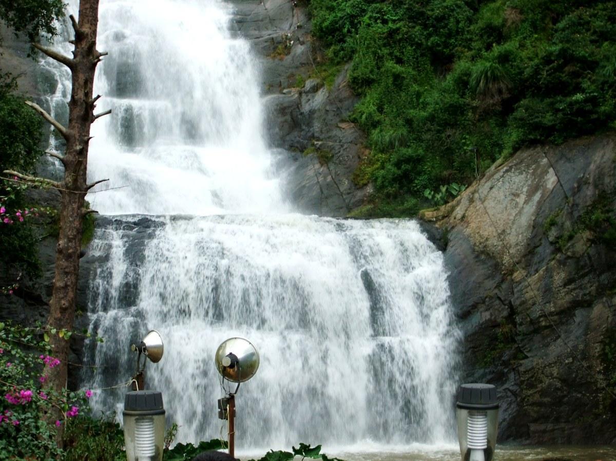 Waterfalls Kodaikanal