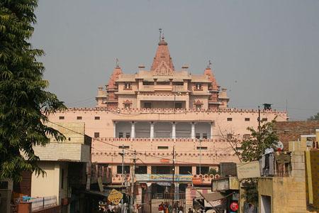 Mathura Temple Mathura