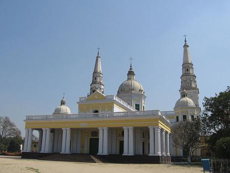 Sardhana, Basilica of Our Lady of Graces