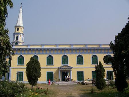 StJohns Church Meerut