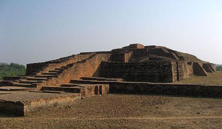Anathapindika's Stupa in Sravasti