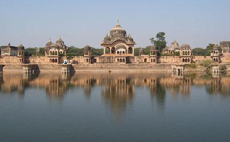 Kusuma Sarovar Ghat
