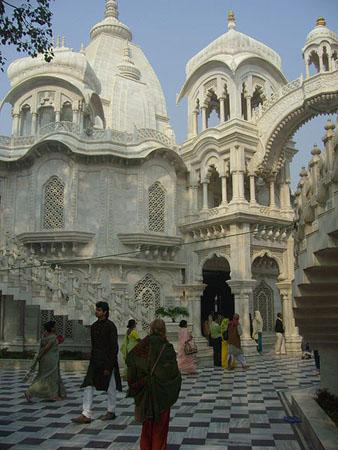 Krishna Balaram Mandir, ISKCON temple
