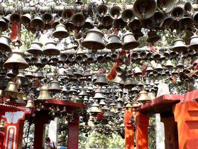 Almora Temple Bells