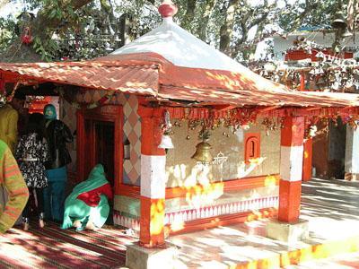Golu Devta Temple, Ghorakhal