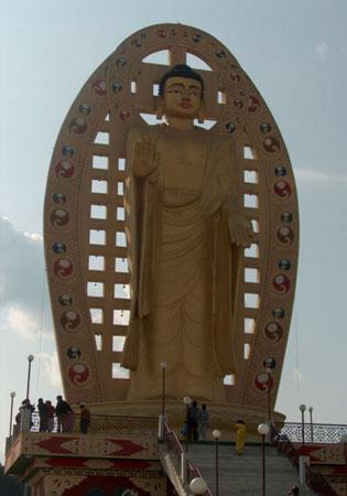 Buddha Statue Dehradun