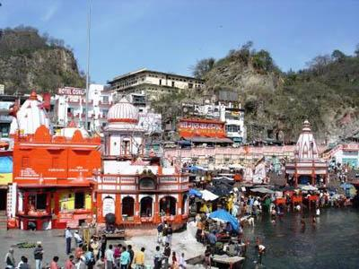 Har Ki Pauri Ghat Hardwar Uttaranchal