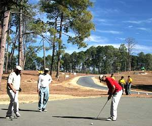 Ranikhet Golf