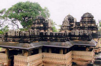 Kedaresvara Temple at Balligavi Shivamogga