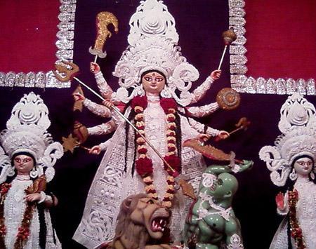 Durga Puja Tinsukia Assam