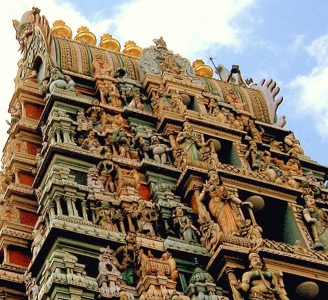 6Sivakasi Temple Gopuram