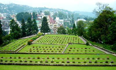 Kohima War Cementary