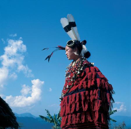 Naga Girl dress for Festivals