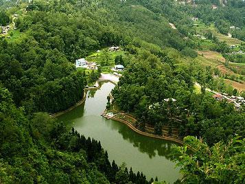 Aritar lake Sikkim
