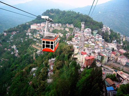 Visit best Snowfall place in North India- Gangtok
